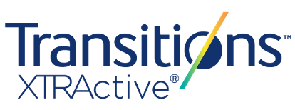 Transitions XTRActive Logo